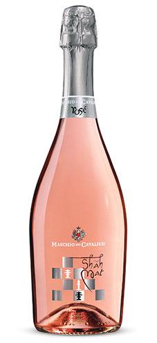 Shãh Mat Rosé: vino spumante
