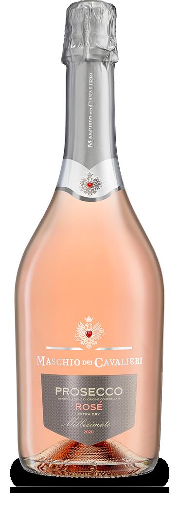 Prosecco DOC Rosé Extra Dry Millesimato